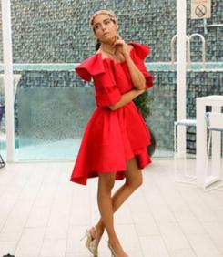 W Doha and Per Lei Couture collabboration