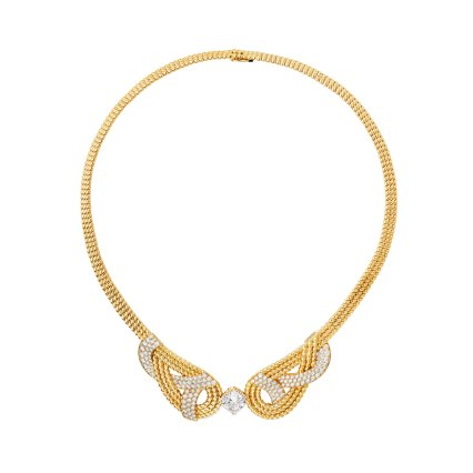 COLLIER GOLDEN BRAID